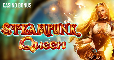 steampunk queen slot